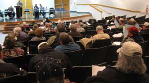 Read full article: DNR Spring Hearings Bring Out Hunting Advocates