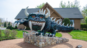 Read full article: Rhinelander, Home Of The Hodag, Contests Michigan Town's Claim On Mythical Beast