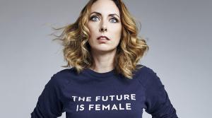 Comedian Erin Gibson