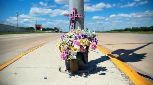 Thomas Ferrella, roadside memorials, Tiffany Dutcher