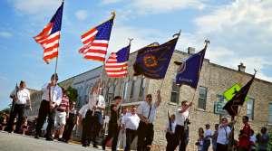 American Legion parade