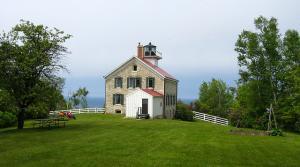 Pottawatomie Lighthouse.