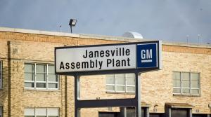 General Motors assembly plant in Janesville