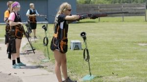 trap shooting