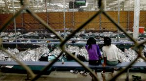 children at border