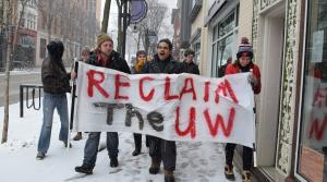 Read full article: UW System Students Hold Sit-In At Regents' Office To Protest Campus Cuts