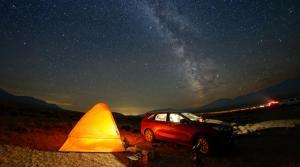 Stargazing, Idaho, solar eclipse 2017
