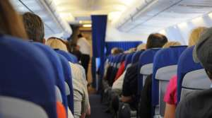 seating on airplane