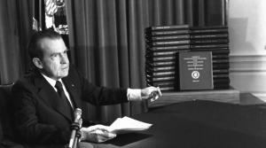 Nixon, Watergate, 1970s