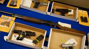 Read full article: Bill Would Reduce Time That Guns Can Be Held As Evidence