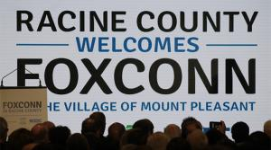 FoxConn welcomed by Racine County