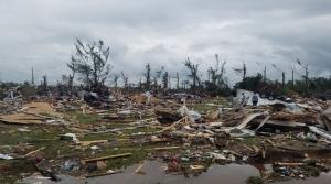 Barron County tornado