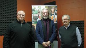 Sam Scinta, Keith Knutson and Joe Heim