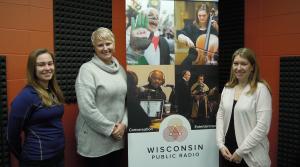 Bridget Misch, Tracy Gaskin and Jen Roberdeau
