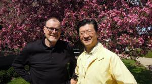 Al Ross and Nobuyoshi Yasuda