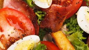Read full article: Mary's B.L.E.A.T. Salad