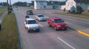 Cars in Tomah