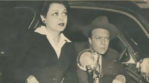 Cast photo from radio program Casey, Crime Photographer