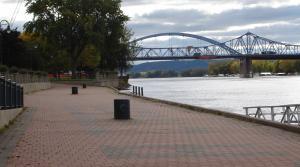 Cass St. Bridge in La Crosse, WI