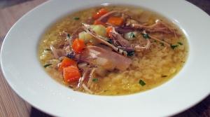 Read full article: Stars & Chicken Stew