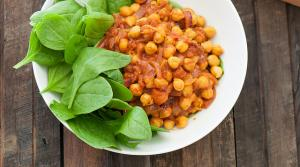 Read full article: Chickpea Curry