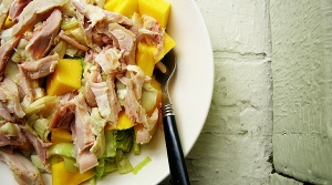 Read full article: Chipotle Chicken Mango Salad