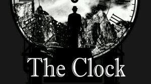 Illustration for the radio program The Clock