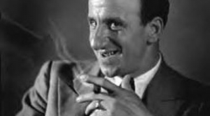 Photo of actor and comedian Jimmy Durante