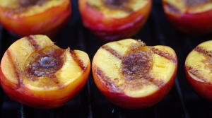 Read full article: Grilled Peaches With Burrata