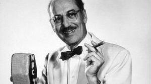Photo of Groucho Marx