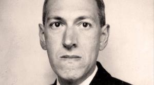 Photo of Novelist H.P. Lovecraft
