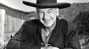 Photo of William Boyd, Star of Hopalong Cassidy