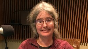 Photo of UW professor RaniaHuntington