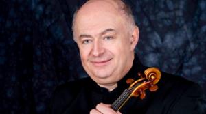 Photo of violinist Ilya Kaler