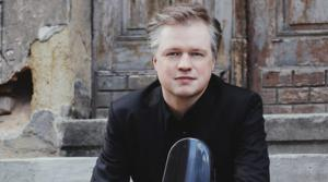 violinist Henning Kraggerud
