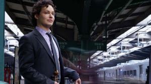 Photo of Violinist Yevgeny Kutik