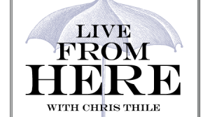 Logo for Live from Here with Chris Thile