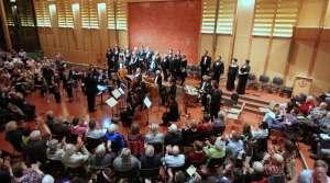 Madison Bach Musicians at Madison's First Unitarian Society