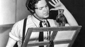 Photo of actor Orson Welles