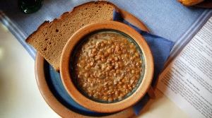 Read full article: Miriam's Lentils