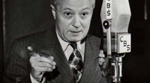 Photo of radio actor Bennet Kilpack from Mr Keen, Tracer of Lost Persons