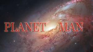 Illustration for the radio program Planet Man