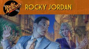 Illustration for the Rocky Jordan radio program