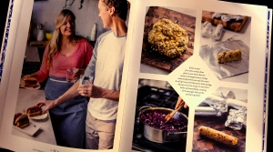 Page in Sounthern Girl Meets Vegetarian Boy Cookbook