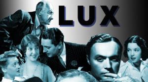 Promotional image for radio program Lux Radio Theatre