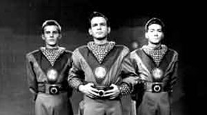 Photo of the cast of Tom Corbett, Space Cadet