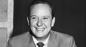 Photo of reporter John Charles Daly