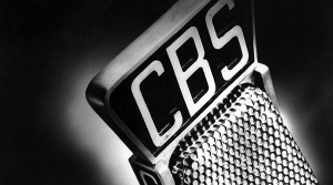Graphic promoting the CBS Radio Workshop series