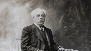 Photo of Gabriel Faure