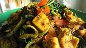 Read full article: Southwestern Tofu Scramble